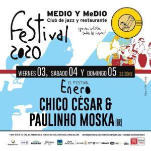Festival Medio y Medio - Uruguai